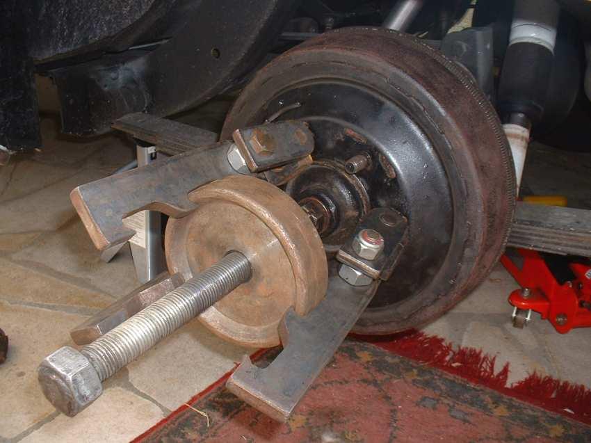 Changement moteur vertical type BR89 et BR74 Bkpul3