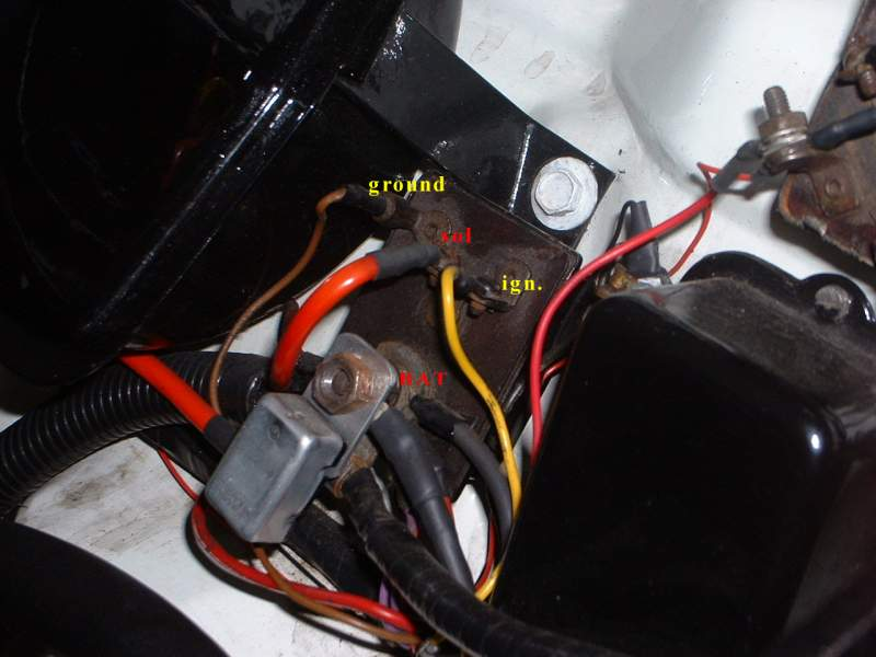 Torqueflite safety sw. and cable adjust.