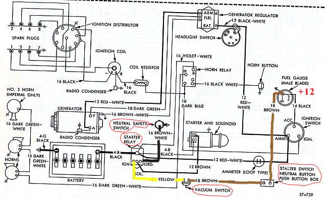 Tqf Sw on 1955 plymouth wiring diagram